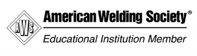 American Welding Society Educational Institution Member - Logo