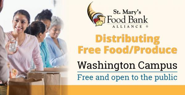 St. Mary's Food Drive
