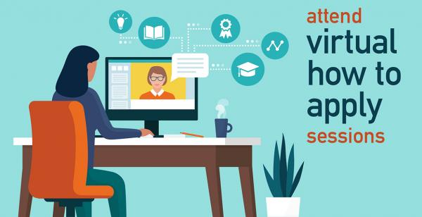 Virtual How to Apply Sessions