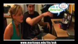 Ask a Librarian Video