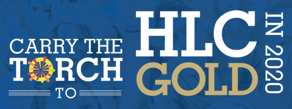 Carry the Torch to HLC Gold in 2020