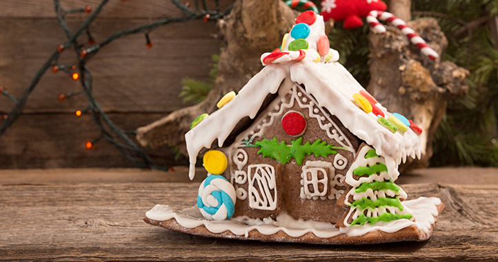 Gingerbread House Decorating