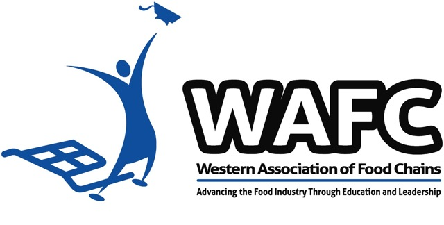 Western Association of Food Chains logo