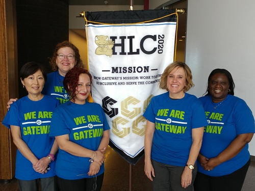 HLC Criterion Team 1