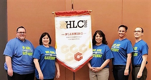 HLC Criterion Team 5