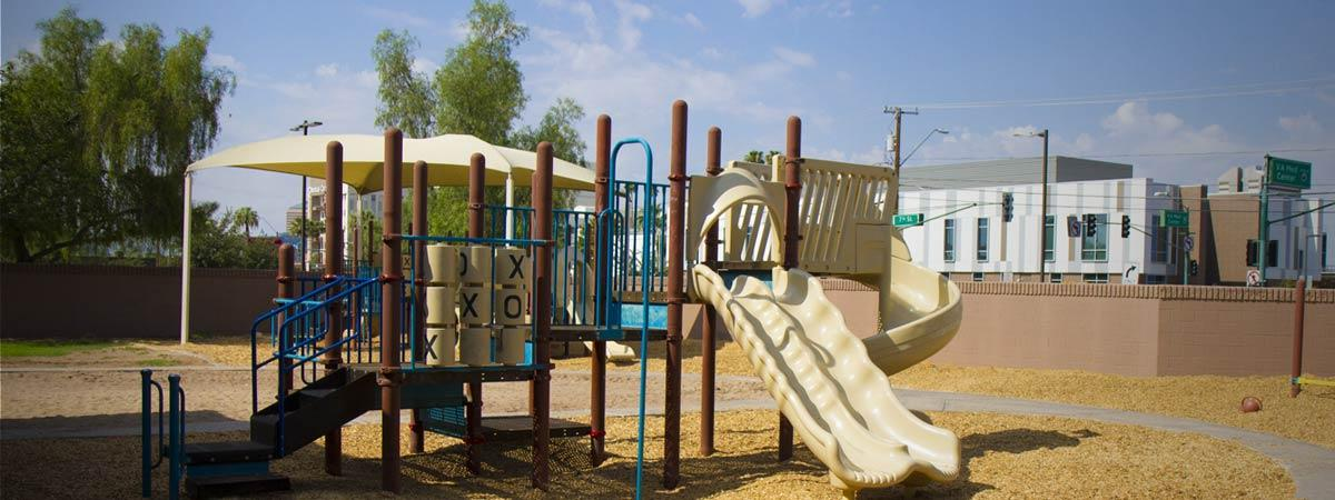 GateWay Childcare Services expands into a former Phoenix elementary school.